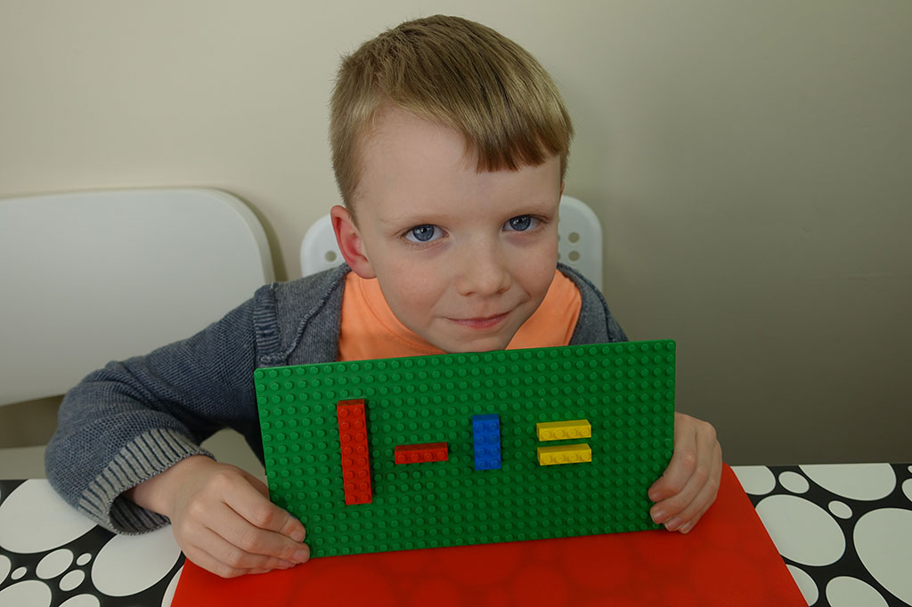 Using lego to learn maths - LearningMole