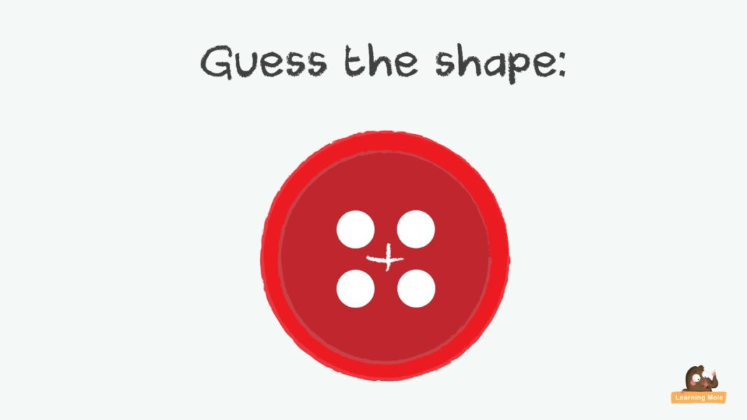 ny hög kvalitet sportskor grossistpris 2d and 3d shapes - Can You Guess the Shape? – Learningmole