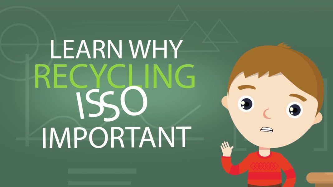 Recycling for Kids-Recycling Facts for Kids-Why is Recycling Important